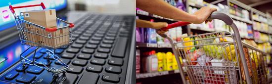 Online & Offline Shopping